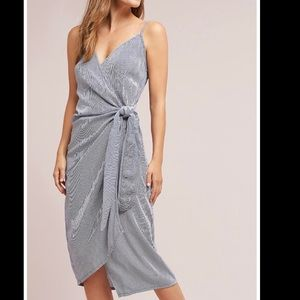 Faithfull the brand Kara wrap dress